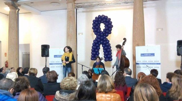 Actos Día contra la Violencia hacia las Mujeres.