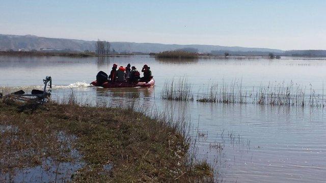 El Gobierno comienza a pagar las indemnizaciones por las riadas del Ebro