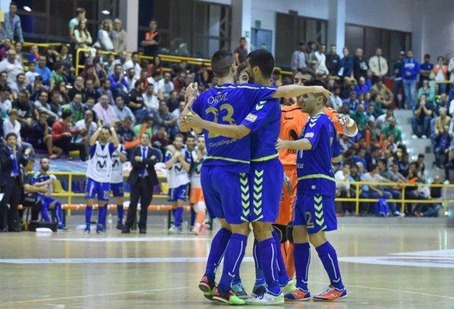 Movistar Inter gana en Peñíscola