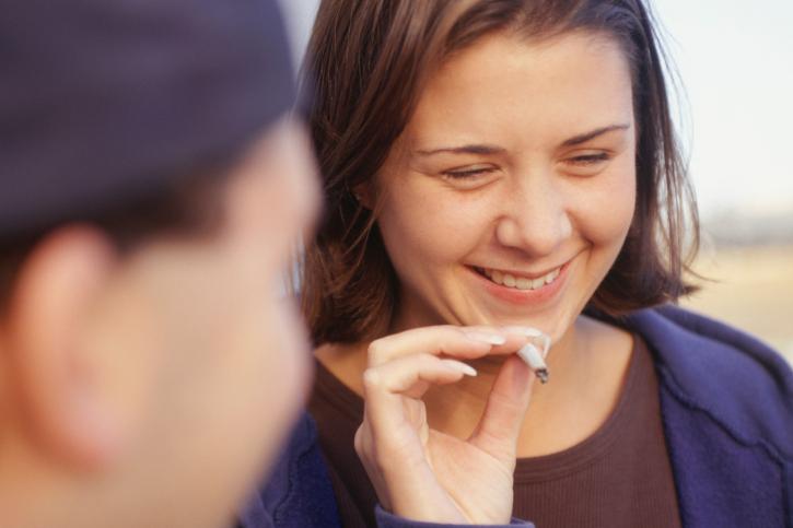 Los efectos del cannabis en los adolescentes