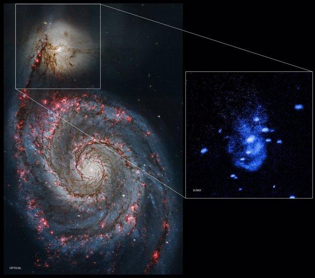 NGC 5195