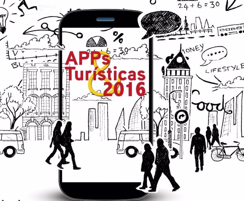 La Guía de 'apps' turísticas 2016 reúne 224 aplicaciones