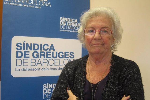 La Síndica de Barcelona, Maria Assumpció Vilà