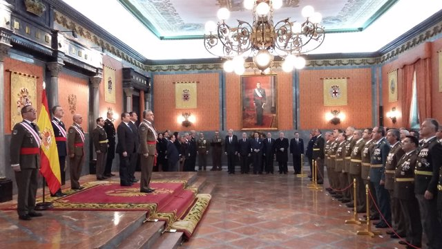 Discurso del Teniente General del Ejército Terrestre en la Pascua Militar