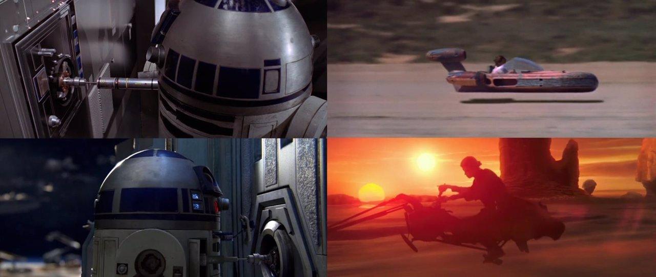 Planos que riman en Star Wars