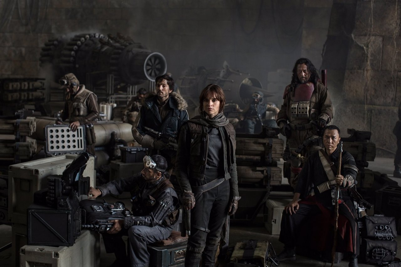 Imagen de 'Star Wars: Rogue One'