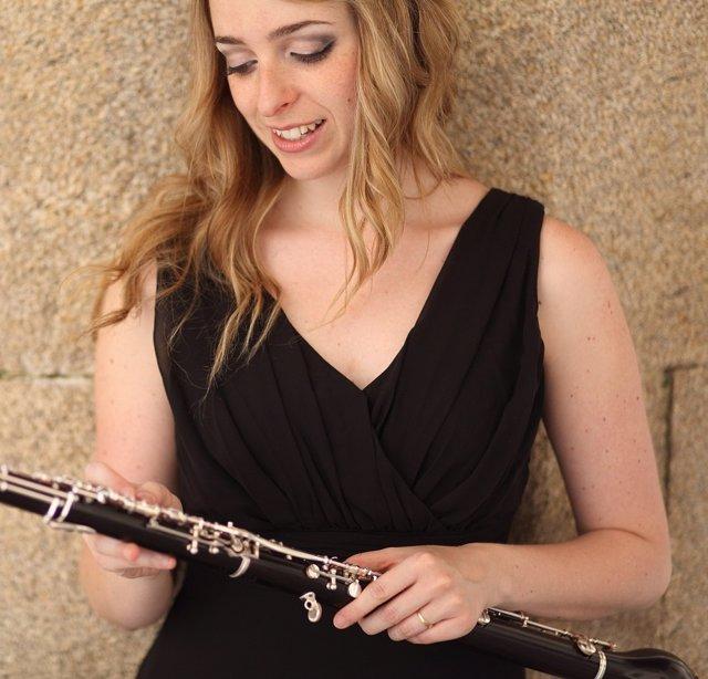 La cartagenera Miriam Olga Pastor tocará como oboe solista