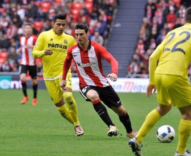 Aritz Aduriz Athletic Villarreal