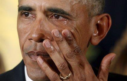 """Obama no apoyará candidatos que no tenga una posición """"sensata"""" sobre el control de armas"""