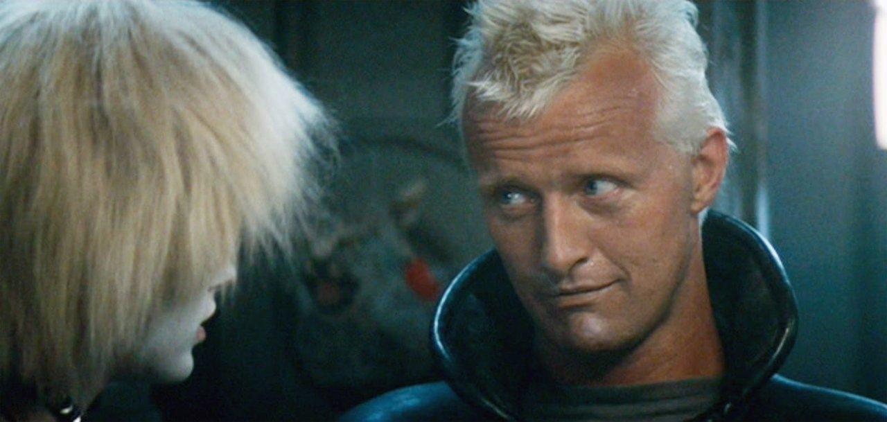 Roy Batte (Rutger Hauer) en Blade Runner