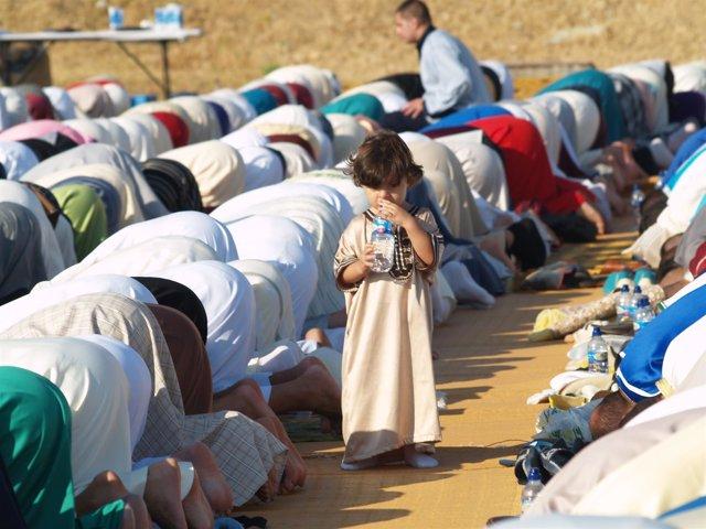 Fin del Ramadán en Ceuta