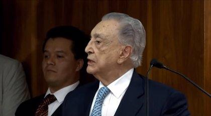 La muerte del líder sindical Gamboa Pascoe sella una era del obrerismo en México