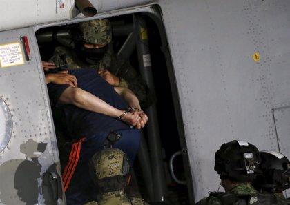 El 'Chapo' regresa a la cárcel del Altiplano 181 días después de su fuga
