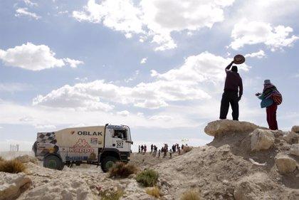 Muere un espectador boliviano atropellado en el Rally Dakar