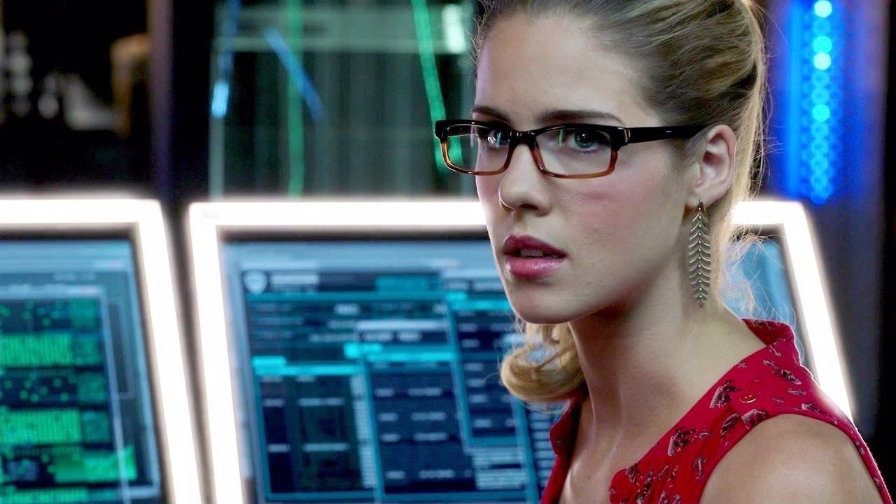 Felicity en Arrow