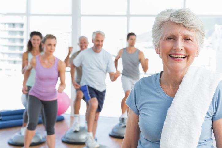 El ejercicio previene la osteoporosis