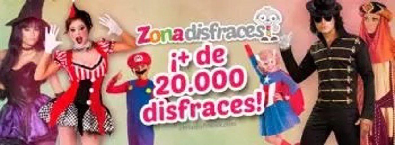 1330de17d Inauguración de la tienda online Zonadisfraces especializada en disfraces  originales