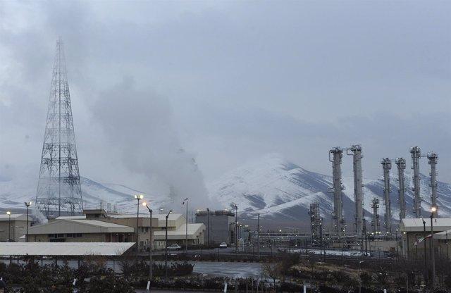 Reactor de agua pesada de Arak, Irán