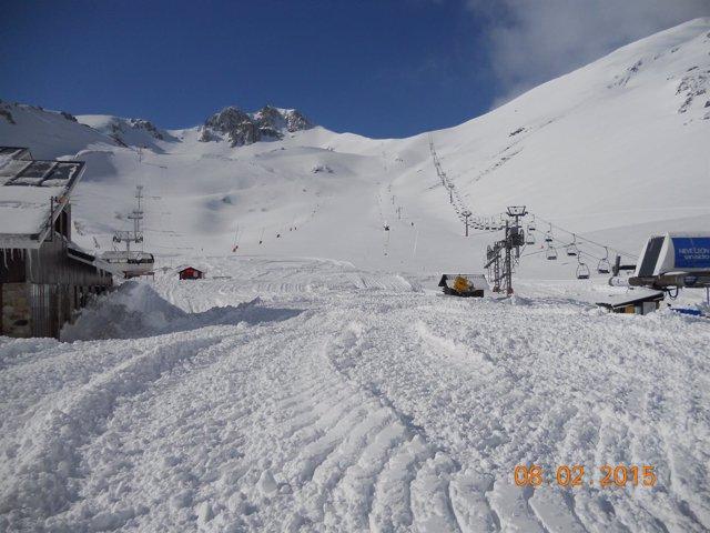 Estación de esquí de Leitariegos