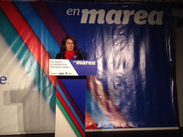 Yolanda Díaz de En Marea.