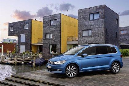 Volkswagen Touran: amplitud controlada