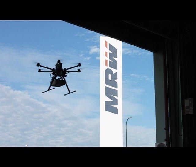 Drones MRW