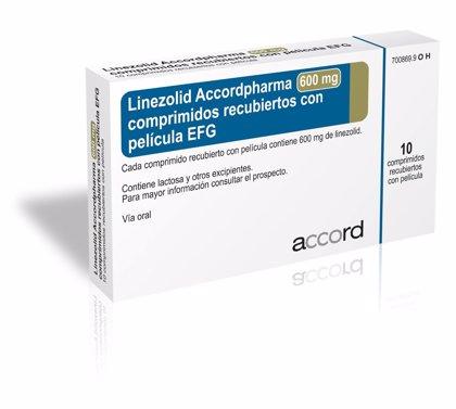 'Linezolid Accordpharma', el nuevo genérico antiinfeccioso