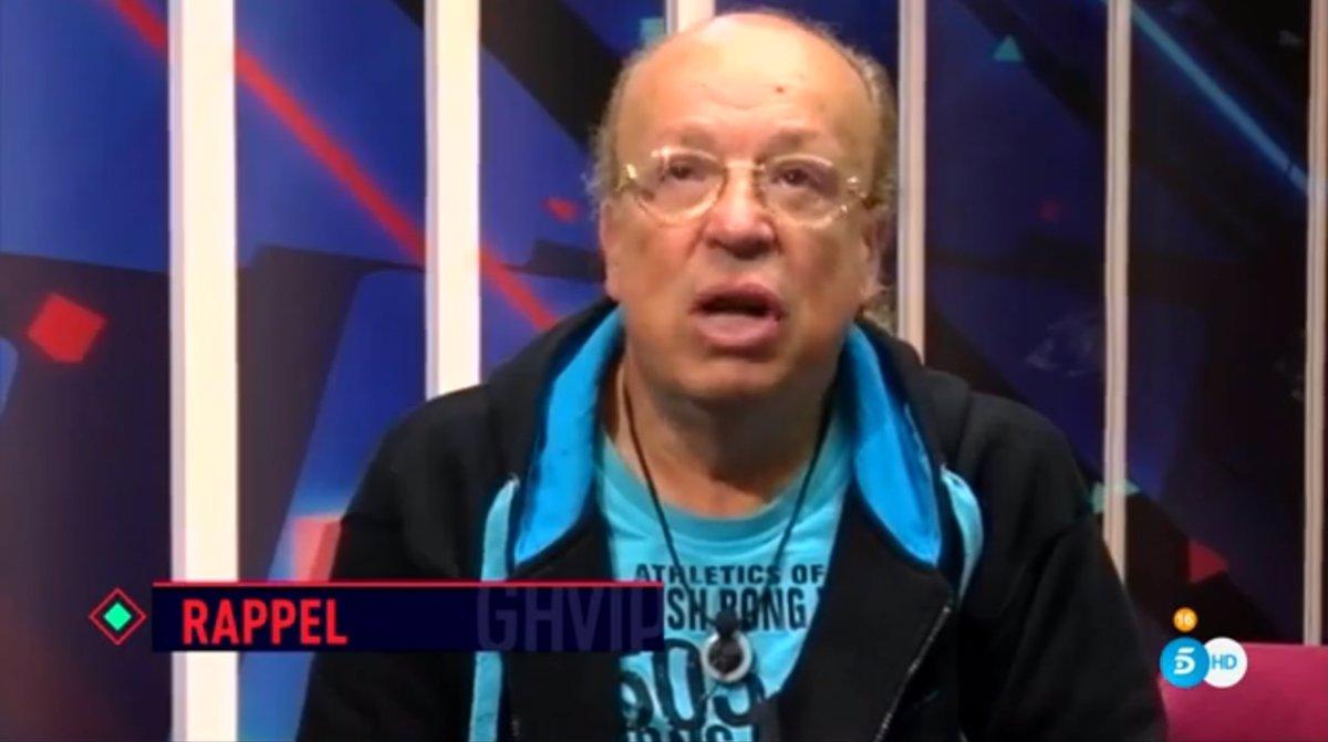 Nagore Gran Hermano Interviu gh vip: rappel creándose enemigos, de matamoros a carmen lópez