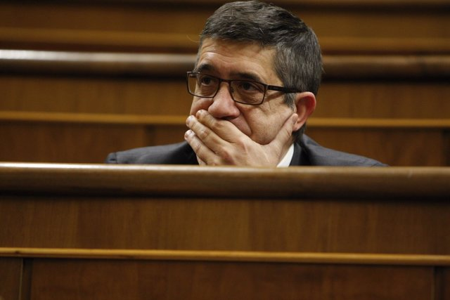Patxi López en el Congreso