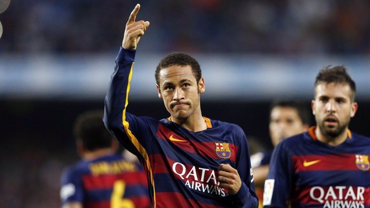Neymar, ganador del Samba de Oro por segundo año consecutivo