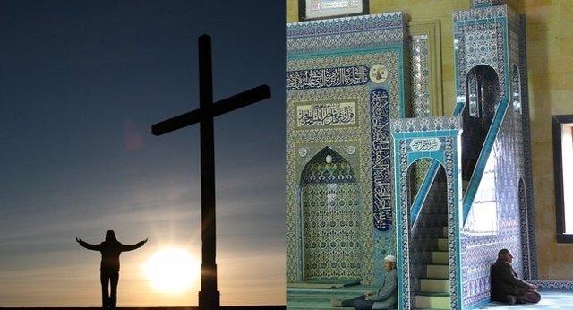 Cristianos y musulmanes