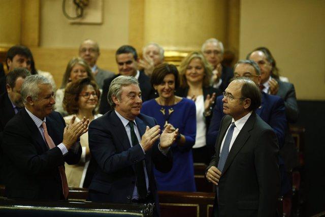 Pío García- Escudero elegido presidente del Senado