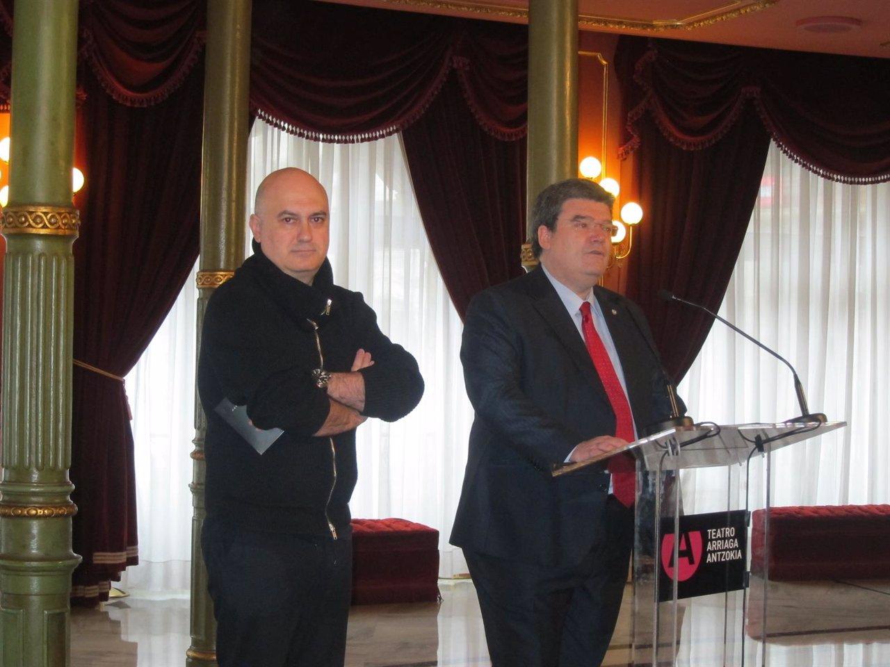 Calixto Bieito, nuevo director del Arriaga