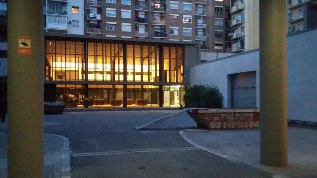 Edificio en Barcelona donde se ubicará Amazon
