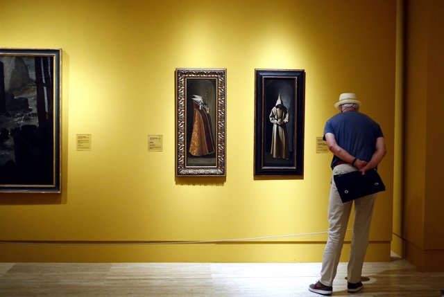 Exposición Zurbarán, una nueva mirada en el Museo Thyssen