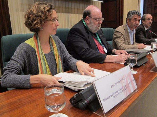 Comisión de Estudio de la Reforma Horaria del Parlament