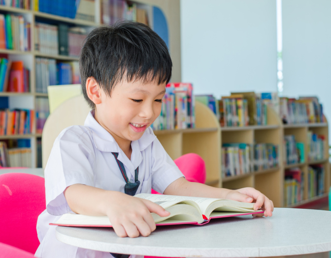 Dificultades de los niños con la lectura