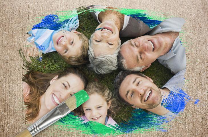 Cómo explicar las relaciones de parentesco