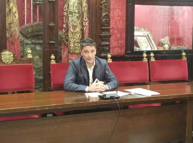 Concejal de Ciudadanos, Manuel Olivares