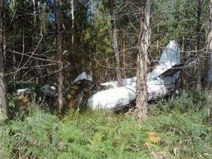 Rescatan a los dos ocupantes de una avioneta accidentada en la Amazonia ecuatoriana