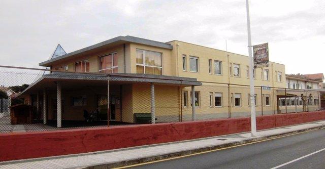 Colegio 'Palacio' de Noja