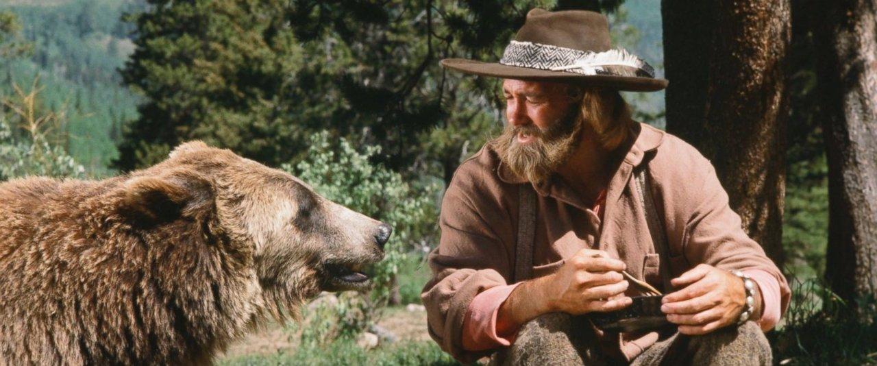 Dan Haggerty en Grizzly Adams