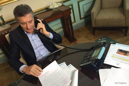 Macri suspende sus actividades por una fisura en una costilla