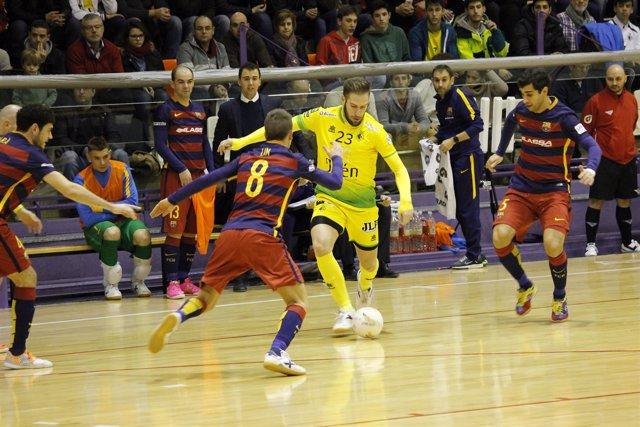 Fotos Jaén Paraíso Interior FS FC Barcelona Lassa