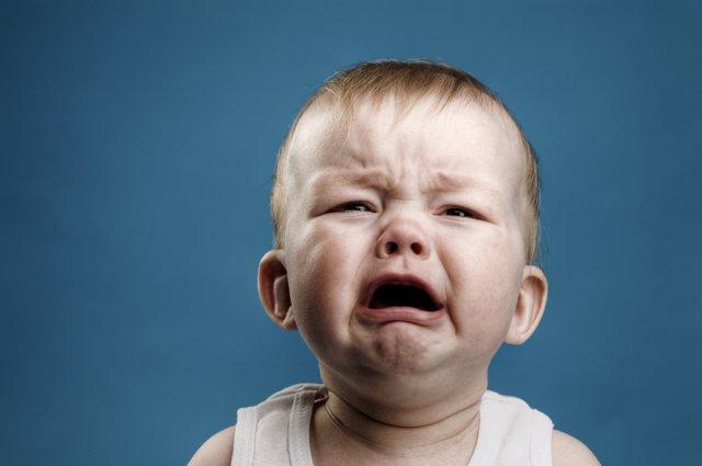 Por qué lloran los bebés