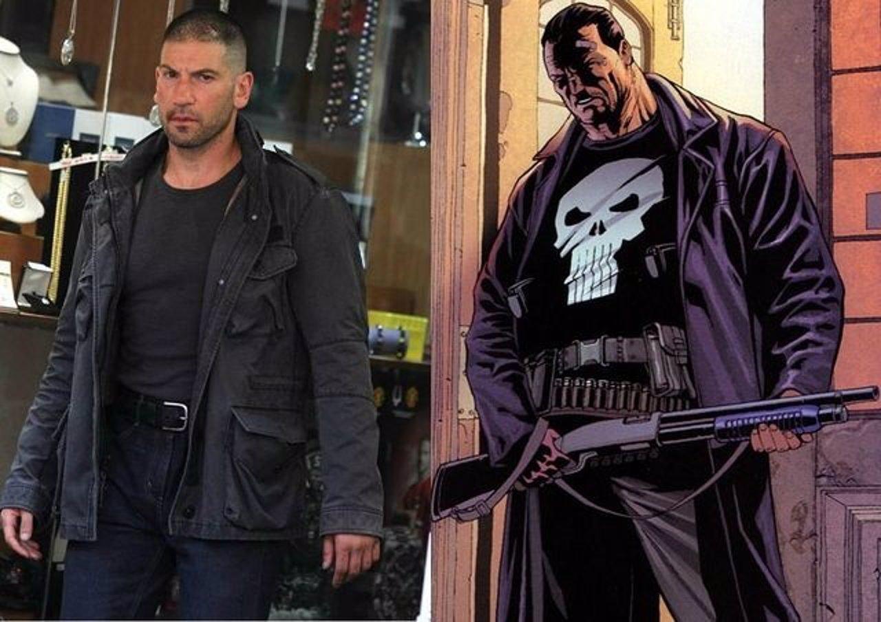 Primeras imágenes de The Punisher en Daredevil