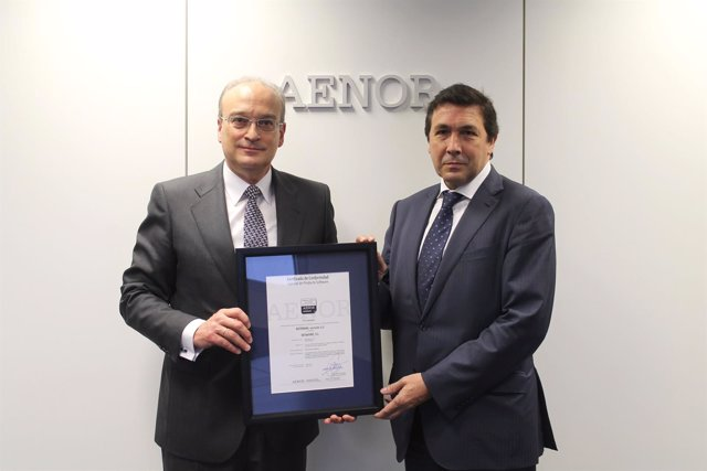 Bitware recibe certificado de Aenor