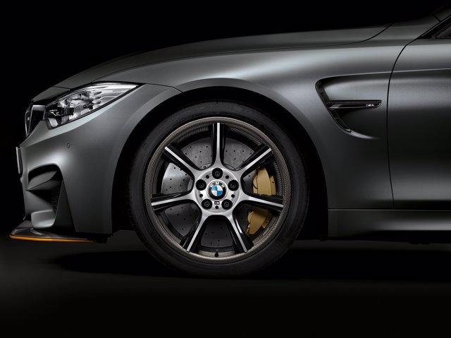 BMW lanzará en primavera el nuevo M4 GTS