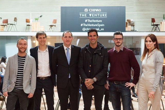 Alzhup recibe el premio 'The Venture' en España