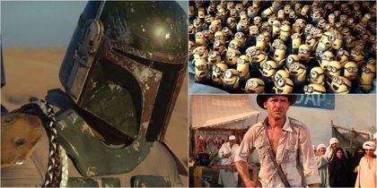10 hilarantes detalles ocultos en famosas películas
